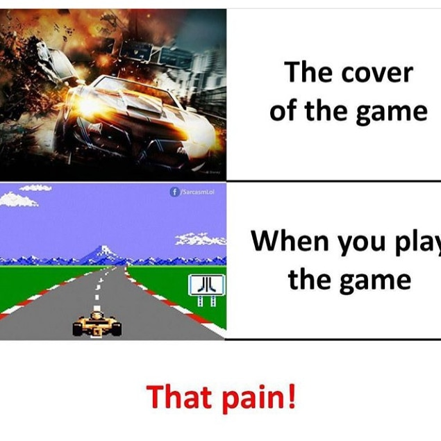 This happened with you or not?? . Don't judge books by it's cover   Do follow @Whistle68995743  _ #carsamba #Racing #gamers #cargames #memesjulio #Memes #funny #mobilegames #VikasDubey #COVID19 #Time #Quarantine #instadaily pic.twitter.com/6x6HofhCPa