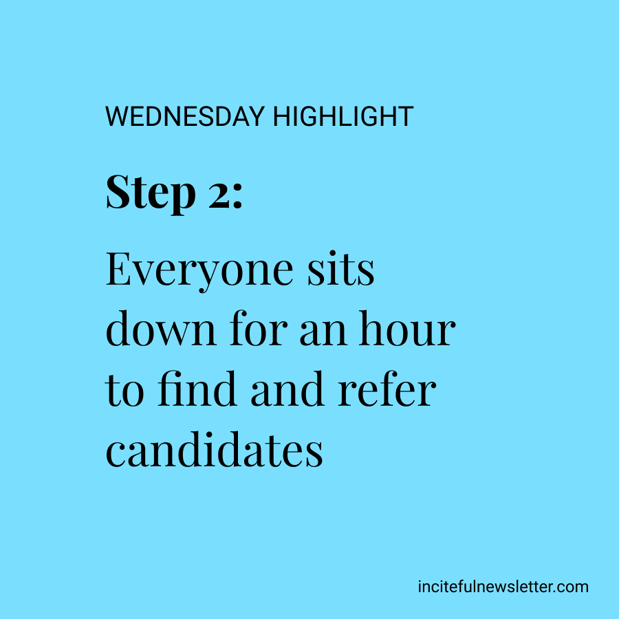 One of the new things we learned from the episode on Hiring & Onboarding of The Manger's Handbook last week was Source-a-thons! Best part about it? Any company can start doing it today!  #hiring #startup #clearbit #candidatesourcing #candidatesearch #networking #networkingtips https://t.co/cdeXEgz3HB