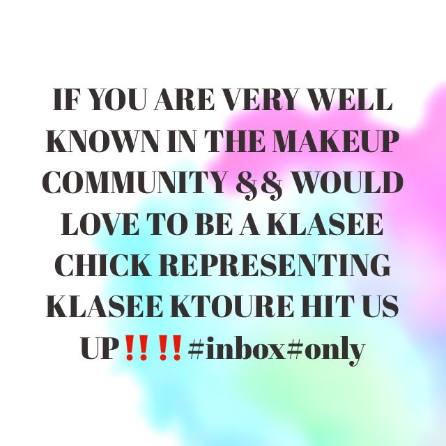 #klaseektoure #klaseektoureprteam #klaseektourepr #klasee_chick #wakeupandmakeup #makeupartist #makeupaddict #art #boldmakeup #makeuplooks  #beautymakeup #artmakeup #colorfuleyeshadow #motherearth #lashes #makeuplooks #makeuptutorials #mua_underdogs #lgbt #bodyart #extrememakeuppic.twitter.com/ZReSdIs7S0