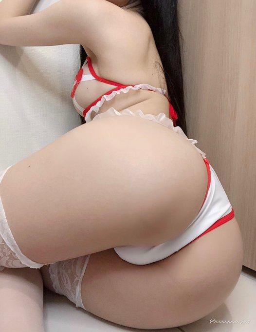 グラビアアイドル百瀬菜月のTwitter自撮りエロ画像34