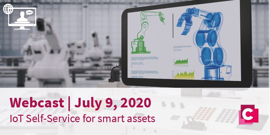 Learn in our free webcast how to continuously monitor your plants during operation, avoid downtimes and optimize the productivity data-driven. Register now: https://t.co/hZ3lTb3erd #IoT https://t.co/xE6uodurol