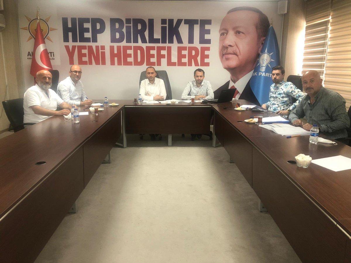 Teşkilatlardan sorumlu Başkan yardımcımız Abdulkerim Yalçın başkanlığında düzenlenen toplantıda İlçe Koordinatörlerimiz, İlçe Başkanımız ve İlçe Teşkilat Başkanımız ile Bünyan İlçemiz hakkında görüşmeler gerçekleştirildi. @erkankandemir @halisdalkilic @sabancopuroglu https://t.co/1gXGqqEixt