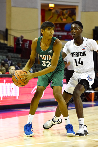 #JrNBAGlobalChampionship alumnus Kushal Singh averaged 14 points and 8 rebounds a game in 2019‼️ 🔥   The #NBAAcademy India standout also recently celebrated his 15th birthday! Happy Birthday Kushal 🎉 https://t.co/6w9WILqHl7