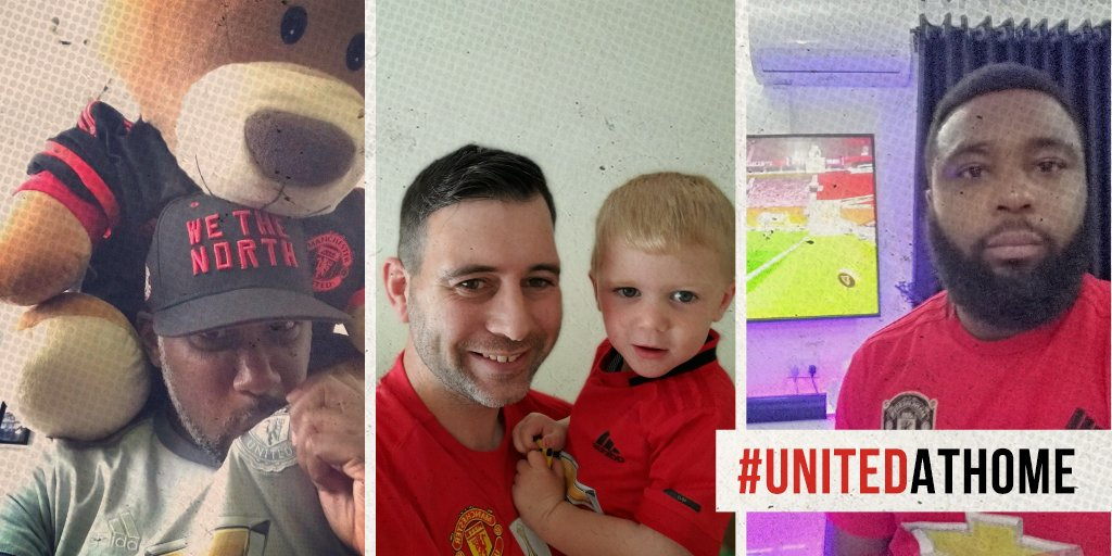 We've seen you loud and proud with #UnitedAtHome, and now its your chance to feature in the #UnitedReview 📖🔴 Send your photos, messages, tributes, birthday shoutouts and stories to united.family@manutd.co.uk to be included in the next issue! 📩