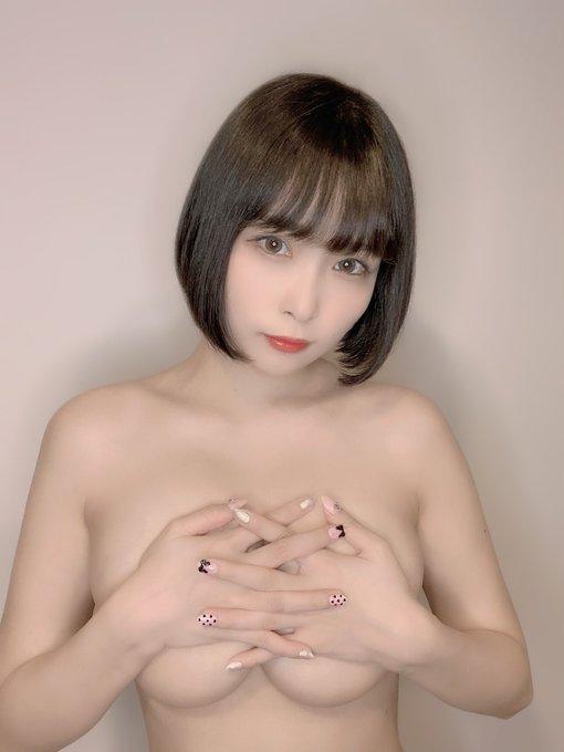 AV女優河合あすなのTwitter自撮りエロ画像12