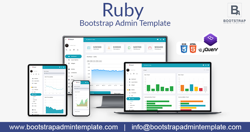 RubyX comes with the high functionality for your admin dashboard to manage all the things. . Check Here: https://www.bootstrapadmintemplate.com/product/ruby-bootstrap-admin-template-web-apps-ui-kit/… . #AdminTempate #crm #CSS3 #Dashboard #webkit #envato #ux #ui #Webapp #html #css #mobileapp #illustration #UI #UX #3d #Productdesign #Webapp #html #csspic.twitter.com/6TnUZtHiC0