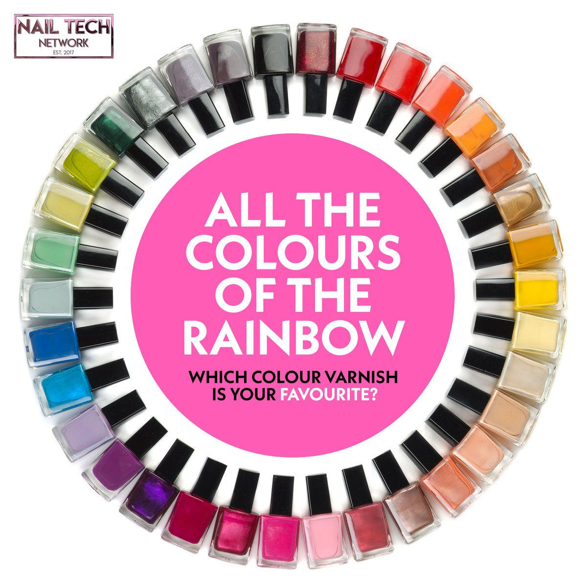 There are so many nail varnish options, it's hard to choose a favourite!   Do you have a favourite? Let us know in the comments!  #nailtechnician #nails #beauty #nailvarnish #nailart #nailartists #supportgroup #NTNFamilypic.twitter.com/dX4fOzceKR