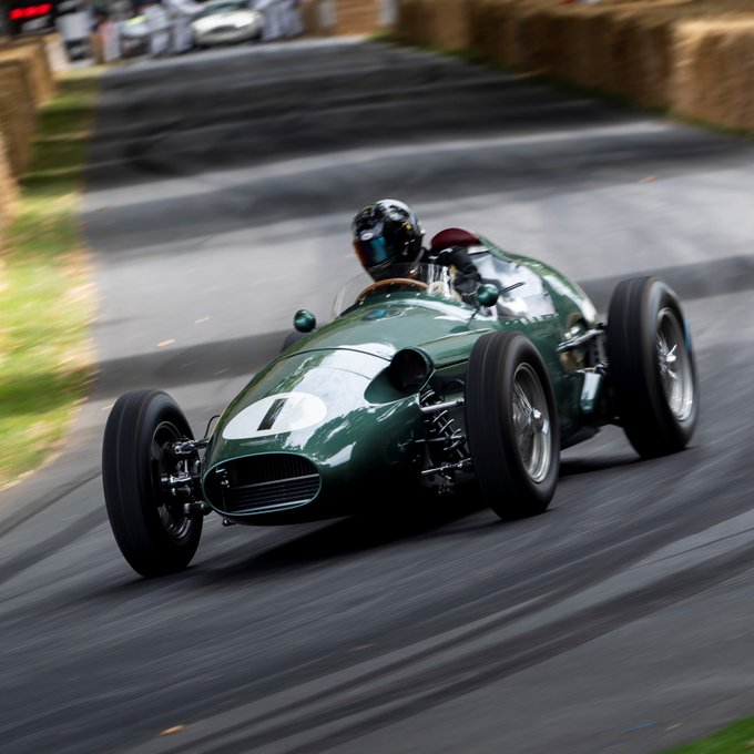 70 years of Goodwood history.…