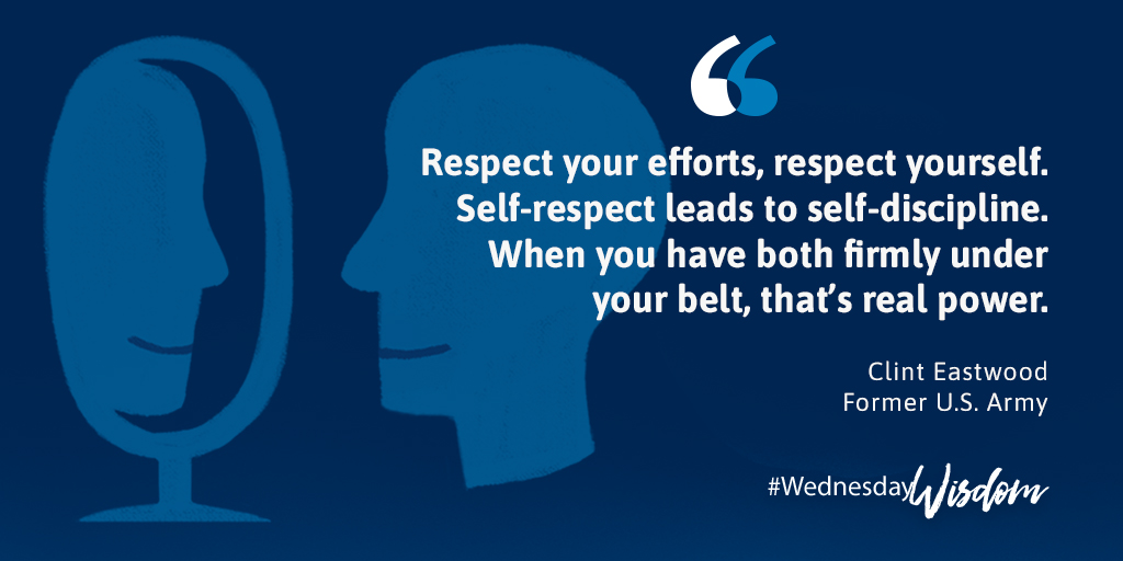 """RT VAVetBenefits : #WednesdayWisdom 