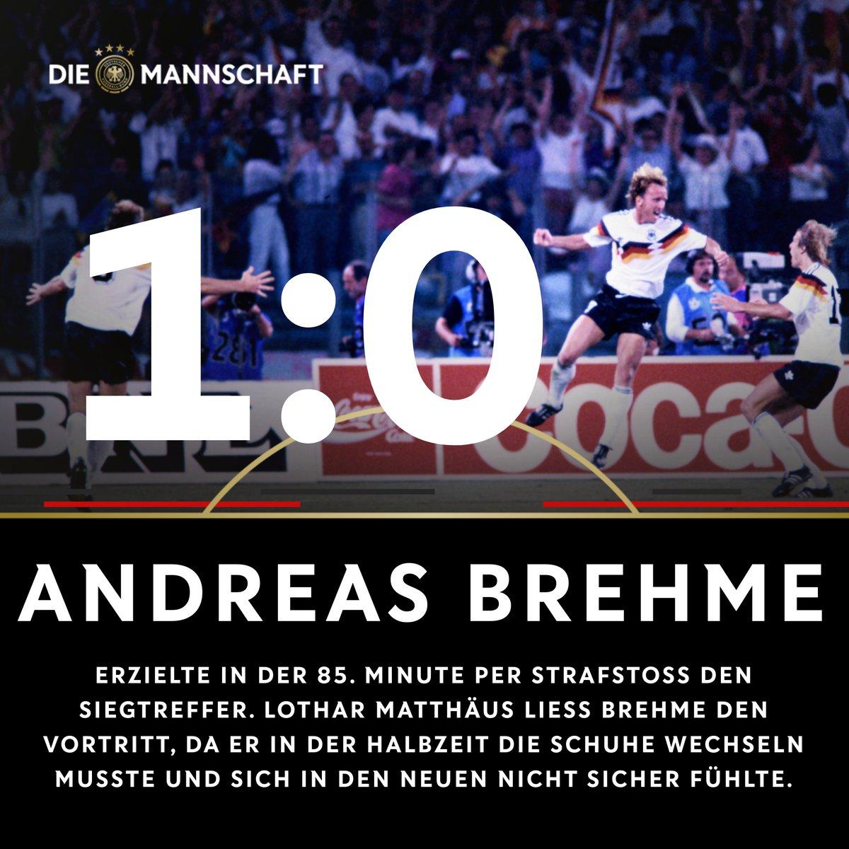 Na, welches Spiel bestritt das DFB-Team heute vor 3️⃣0️⃣ Jahren?! 🤩  #Throwback #30Jahre⭐⭐⭐ https://t.co/XEhL5JJjA2