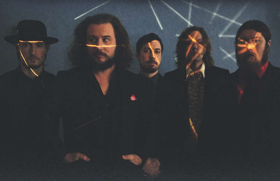 My Morning Jacket anuncia nuevo disco: 'Waterfall II' pic.twitter.com/Yfx9QUCSRY