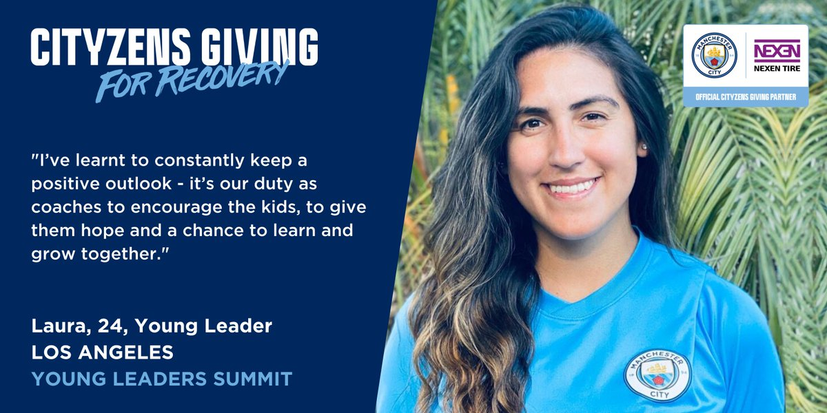 Meet our next #CityzensGiving Young Leader Laura from Los Angeles! 👋  ⚽️ @NexenTireUSA  Find out more and donate: https://t.co/p1t2tcpQqS https://t.co/6G8kw0zUHX