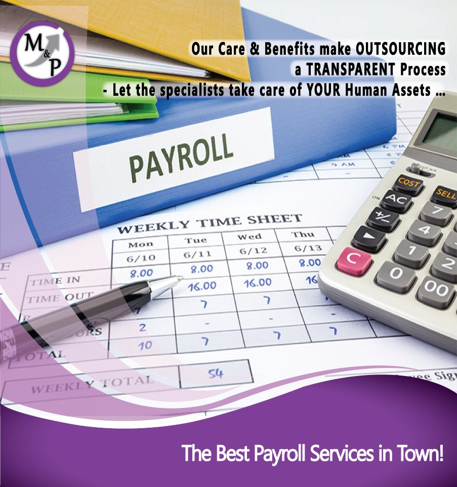 Save time, Save Overhead, Guaranteed Govt. Compliance - Let the specialists take care of YOUR Human Assets …  The Best Payroll Services in Town  #PayrollSolutionatTBC #MichaelandParker #MNP #MNPBS #Management #Consultancy #Consultant #HR #Services #Solutions #Asia #Europe #More https://t.co/ZJNHh9VRcL