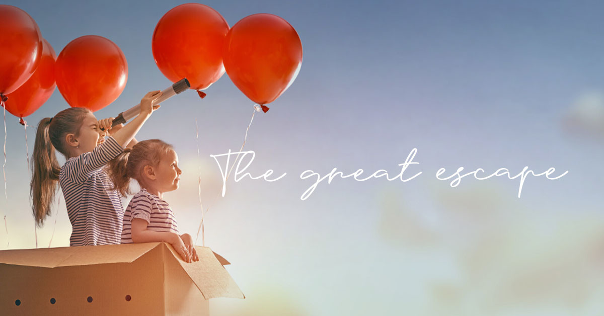 Flip the family on the sunny side when we reopen Thursday 9th July. Jump into The Great Escape with B&B stays from only €159 per night! Give the gift of adventure. Book here https://t.co/IM6h3B0XhH #MakeABreakForIt #iNUACollection https://t.co/LhvWLrG9ef