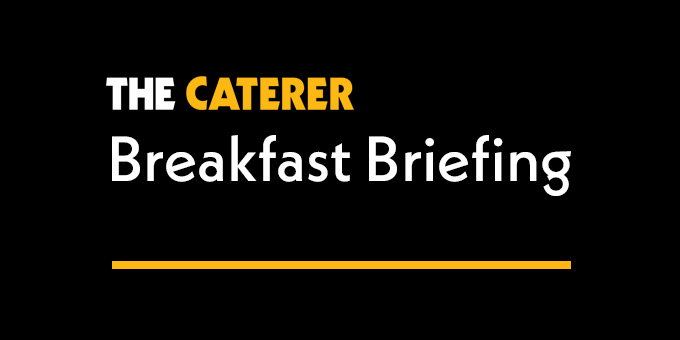 Top stories from the Breakfast Briefing:   • Hospitality VAT cut considered • Travelodge owners in talks with other hotel brands • Four Vapiano sites sold through pre-pack administration  • The Caterer interview: Fuller's Simon Emeny    Read more: https://t.co/M6hU8oXnok https://t.co/MmPgsoqokR