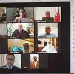 Image for the Tweet beginning: IPI MENA Director @FrijiNfriji opening