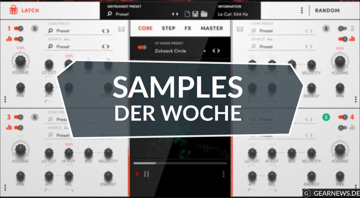 Samples der Woche: Symphonic AI, Quartarone Guitar Reveries, kostenlose Angebote | http://gearnews.de https://www.gearnews.de/samples-der-woche-symphonic-ai-quartarone-guitar-reveries-kostenlose-angebote/…  #soundtherapy #synthesizerlife #musica #elektromusik #technomusic #techno #technominimal #technopeople #technostyle #technovibes #technoculture #tecpic.twitter.com/NBWdTTW8vw
