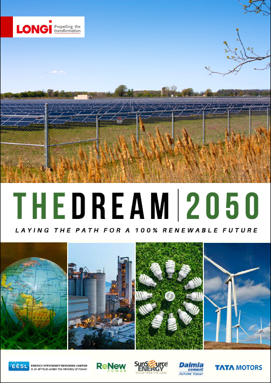 The Dream 2050: Laying The Path For A 100% Renewable Future In an exclusive interview, #LONGi Brand Management Department Director Wang Yingge shares his views on #LONGi's membership in the #RE100 & the plan towards 100% use of #renewable energy. More: bit.ly/3faRyt5