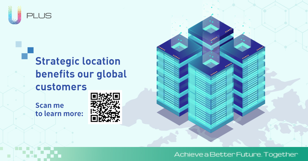 Our International Data Center (IDC) is in a prime location in Hong Kong, only 45 mins from mainland China and Hong Kong International Airport. Hong Kong is the ideal location for our IDC with its robust telco infrastructure, among others. Scan the code to learn more. https://t.co/HFCj3xxoKB