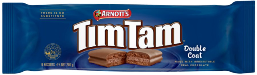 These should just be called Tim Tams. Original can get outta town.