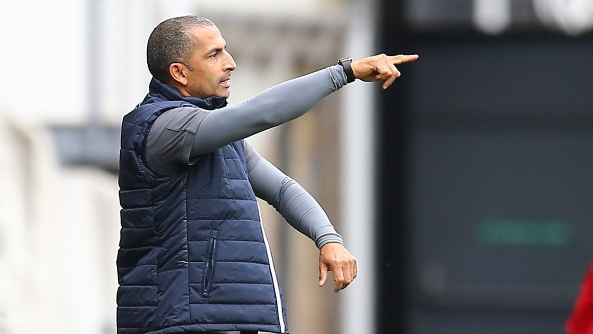 """""""Many clubs will face problems. They will lose players, they will lose points. We do not have time to complain, like after a victory we do not have time to enjoy it. We have to analyse, take time, rest and think about the next one."""" #WednesdayMotivation from Sabri 🗣 #NFFC"""