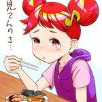 Image for the Tweet beginning: いっぱい食べる君が好き  #おジャ魔女どれみ