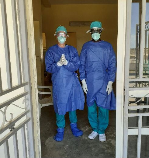 test Twitter Media - If you've just watched the trailer for the BMS Operation: Chad appeal, you may be wondering what life as a doctor in Chad is like...  From Coronavirus to gunshot wounds, this dramatic letter from mission workers Andrea & Mark in northern Chad has it all: https://t.co/dQvA6wYKEW https://t.co/jbVT0JMPlb