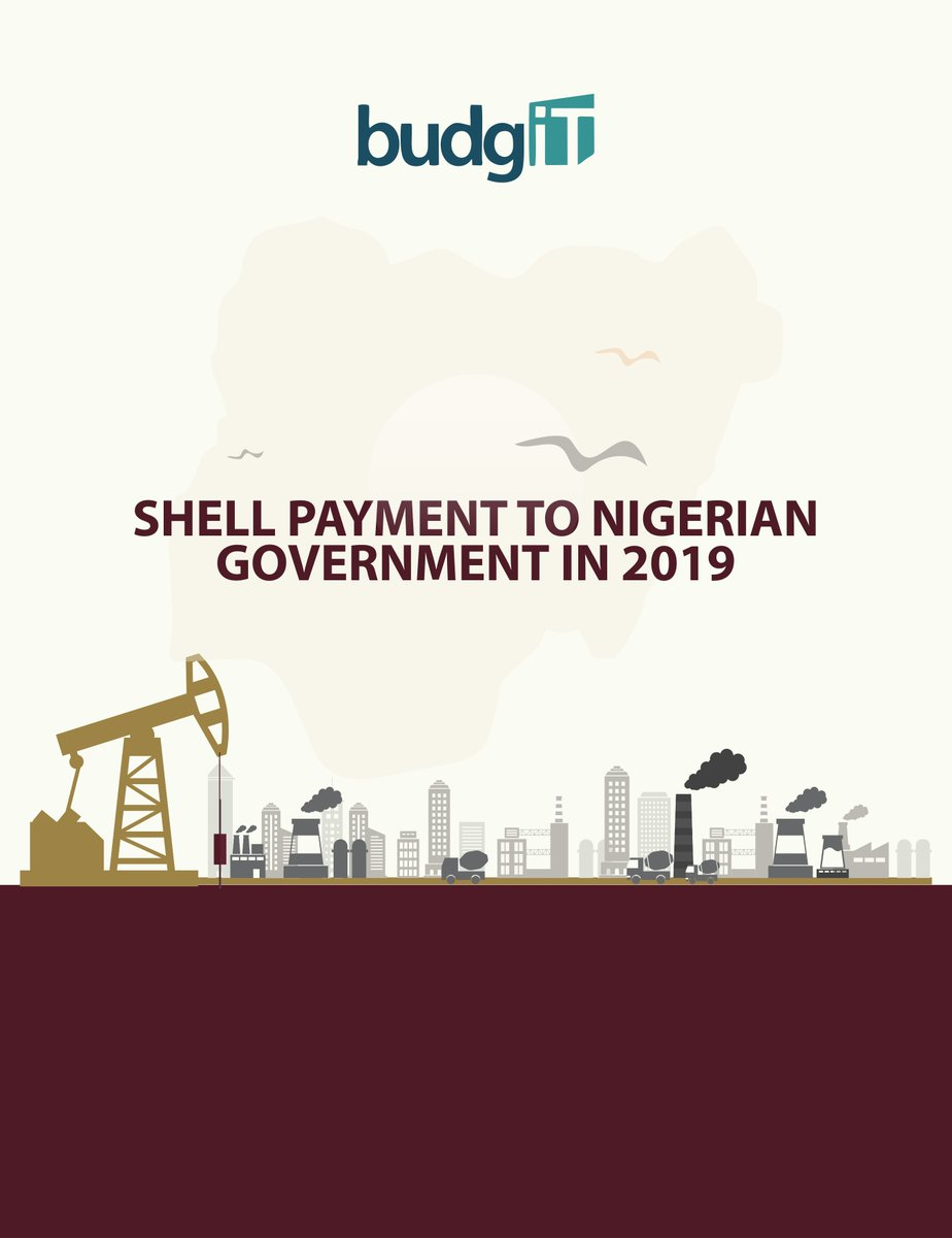 @NigeriaGov has received a total of $24.94bn from @Shell in 5 years.   The highest payment of $6.4bn was received in 2018    Are you aware? The EU regulations require oil companies to publish royalty payments made to governments of oil-producing countries  Thread! https://t.co/Hy1lemleYi