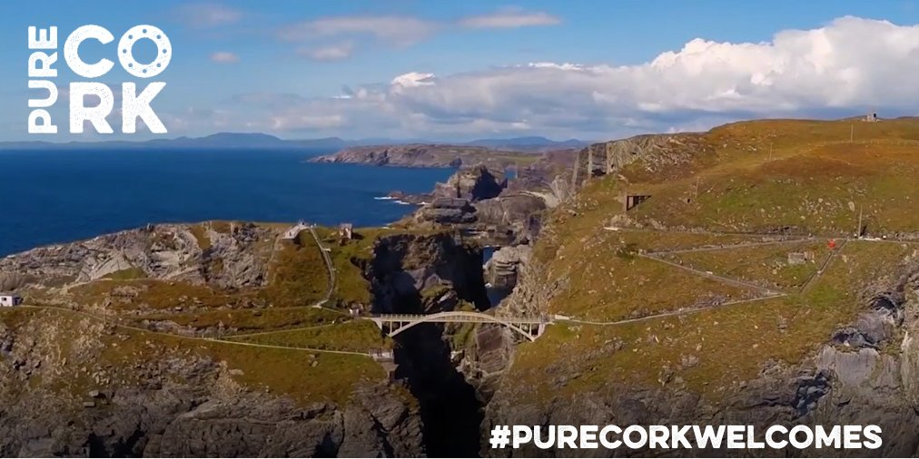 Enjoy a #PureCorkWelcome on our exciting day tour to #WestCork which returns from July 14th.   https://t.co/C0b0NkTbWD https://t.co/FHDBJ9AuEO
