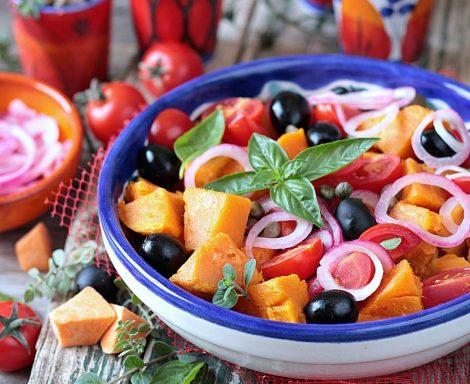 """L'insalata pantesca, dall'isola del vento un piatto ideale """"da barca"""" - https://t.co/QS1U1o8Ecy #blogsicilianotizie"""