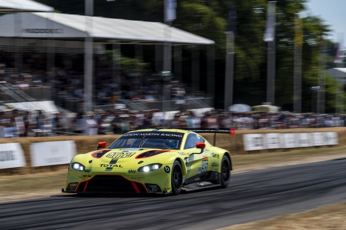 The 2018 @fosgoodwood saw the…