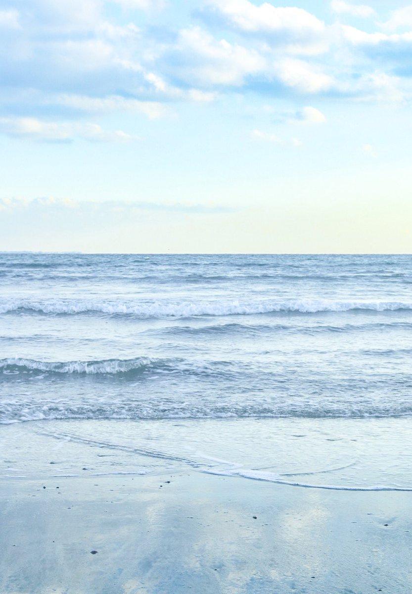 そこは雲映しの浜