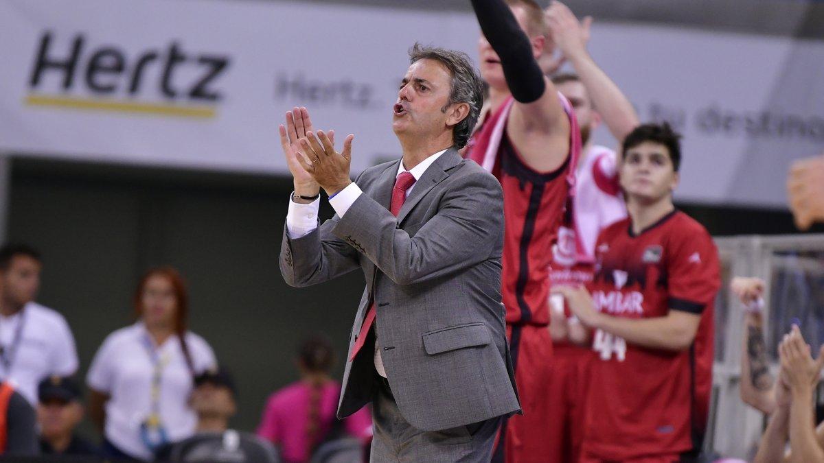 Porfirio Fisac abandona el Casademont @BasketZaragoza   #LigaEndesa #MercadoACB https://t.co/kKccOSfG5P