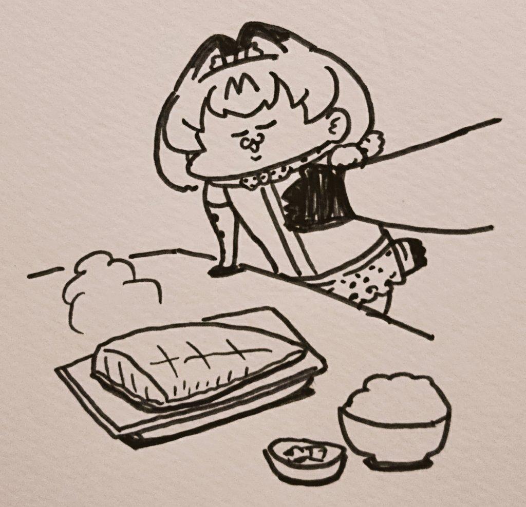 どうしても食べたいみんみ