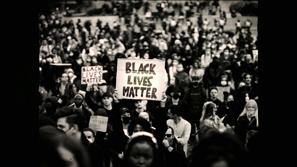 If you dont educate people, theyll keep growing up in that sort of society and youll not get meaningful change. Michael Holding and @ejrainfordbrent say that institutionalised racism must be eradicated for the good of humanity. #BlackLivesMatter