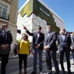 Image for the Tweet beginning: El @AyuntamientoVLL y El Corte