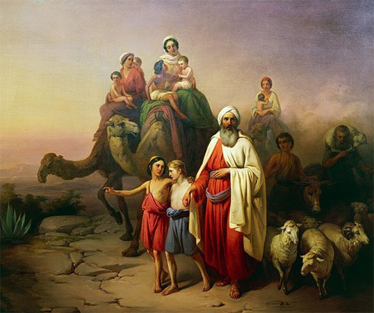 """""""By faith, Abraham obeyed when he was called to go out to a place which he was to receive as an inheritance; and he went out, not knowing where he was to go."""" By faith, he lived as a stranger and pilgrim in the promised land."""" https://www.vatican.va/archive/ENG0015/__PV.HTM…pic.twitter.com/DKl7Kd30dx"""