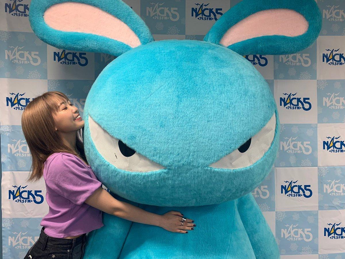 #しゅかラジ 本格始動です!コメントゲストになんと!!NON STYLE・石田明さんにご登場いただきました!すごい!嬉しい!すごい!興奮!してます。本日・深夜24:30から#NACK5 で放送です。
