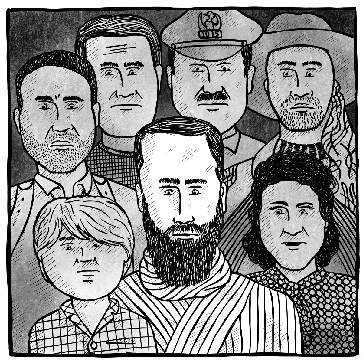 The Twilight Zone 2020. The Who Of You.   . #thetwilightzone #twilightzonemarathon #illustration #popcultureart #fanart #art #lineart #drawing #linedrawing #sciencefiction #rodserling @CBS @cbsinteractive @JordanPeele @EmbryEthan @theebillyporterpic.twitter.com/m3BOqnQ54U
