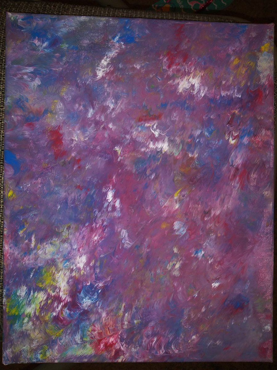 """Title: """"Excelsior"""" #abstractart #ArtistOnTwitter @TheBradSherwood @Hansfordandsons @ArtBasel @TitusNation @MuseumModernArt @kristenschaaled @Sethrogen @ArtistTerrence @GordonRamsay @PFTompkins and please remember if it tickles your pickle or touches your heart hit me with a RT!<br>http://pic.twitter.com/79aGbdUK7D"""