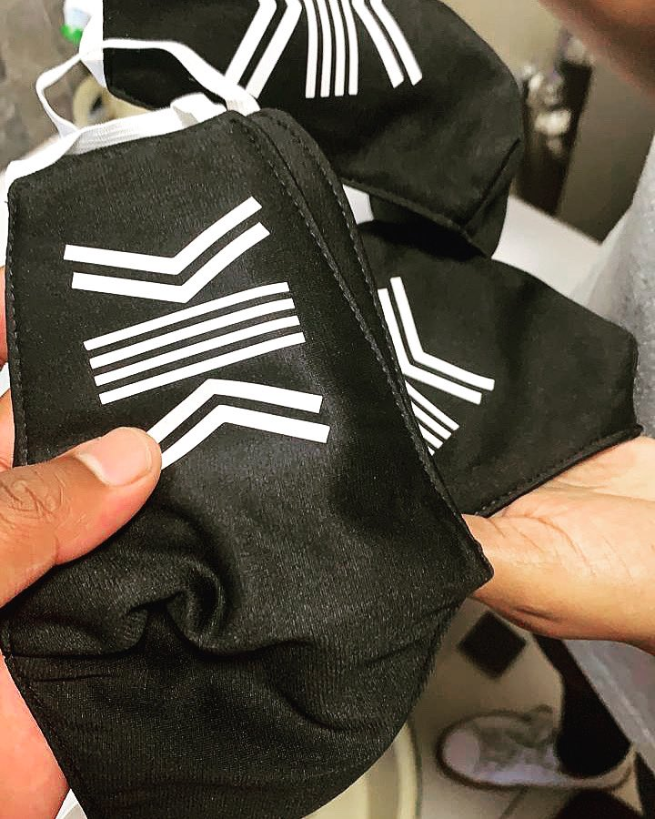 Ready to go!!!!! #COVID19inSA #lockdownextension #MaskUp #koolkidz #fashionblogger #fashionnova pic.twitter.com/T5QExmqCXm