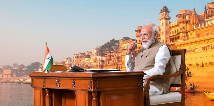 PM Narendra Modi to interact with Varanasi based NGOs that served needy people during lockdown