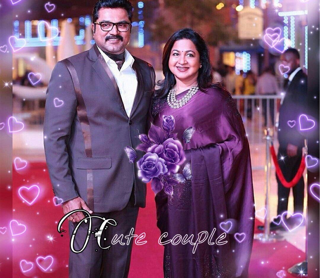 All time our favorite Couple  #Radikaasarathkumar#Sarathkumar  SARA #Mr_Mrs   #Couplegoals #happycouple #Lovebirds #Stars #bonding  #love #MadeForEachOther  #RadikaaSarathkumarpic.twitter.com/bM6nE3mhPB