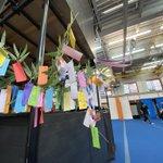 Image for the Tweet beginning: 今年の七夕もたくさん願い事を書いてもらいました‼︎ 多くの願いが叶いますように🎋 本日の個人開放は満員です! 月単位で予約が取れますのでご利用は計画的に   #スタジオBOS #上板橋 #アクション #体操 #アクロバット