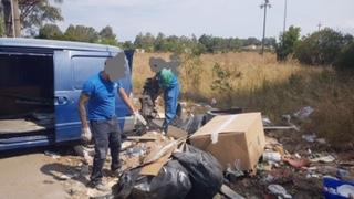 Scaricano rifiuti nell'Oasi del Simeto, scattano quattro denunce (FOTO) - https://t.co/SSYJAo0L4Z #blogsicilianotizie