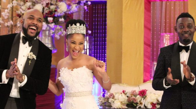 Nigeria's Top Grossing movie moneymaker based on ticket sales in cinemas remains 2016's The Wedding Party, directed by Kemi Adetiba . (US$1.2million excluding DVDs, Netflix etc.). The closure of cinemas during the COVID-19 pandemic has cut movie earnings worldwide. pic.twitter.com/S2ZBtHVgEj