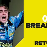 It's official!   @alo_oficial is back in F1 and will race for @RenaultF1Team in 2021   #F1