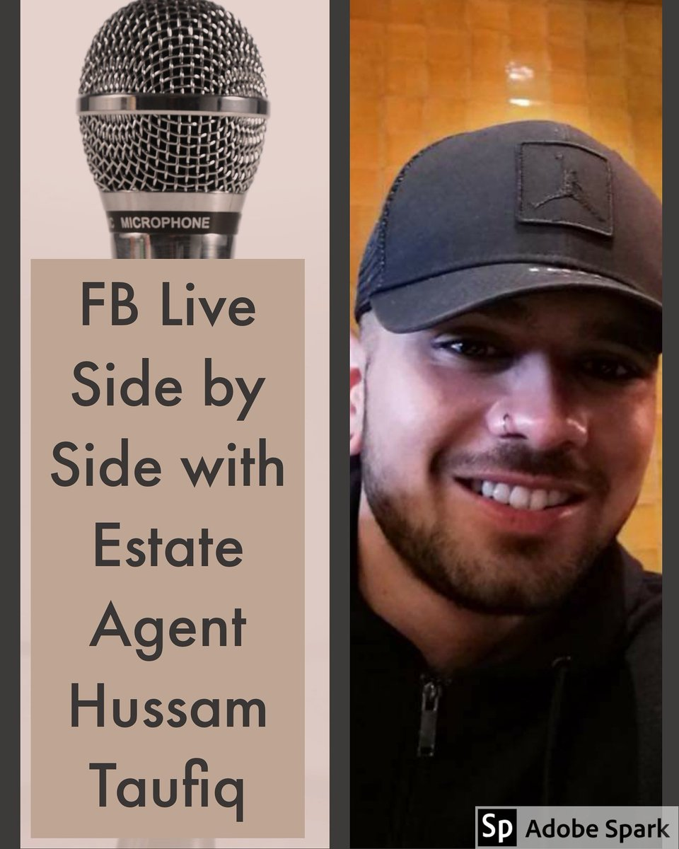 Tonights guest at 7pm will be #EstateAgent Hussam Taufiq.  We will look at #property #firsttimehomebuyer and #stampdutyholiday   Join in by clicking the link or leave a question in the comments.  https://www.facebook.com/groups/395048544527432/?ref=share…pic.twitter.com/R5BaF3eJkw