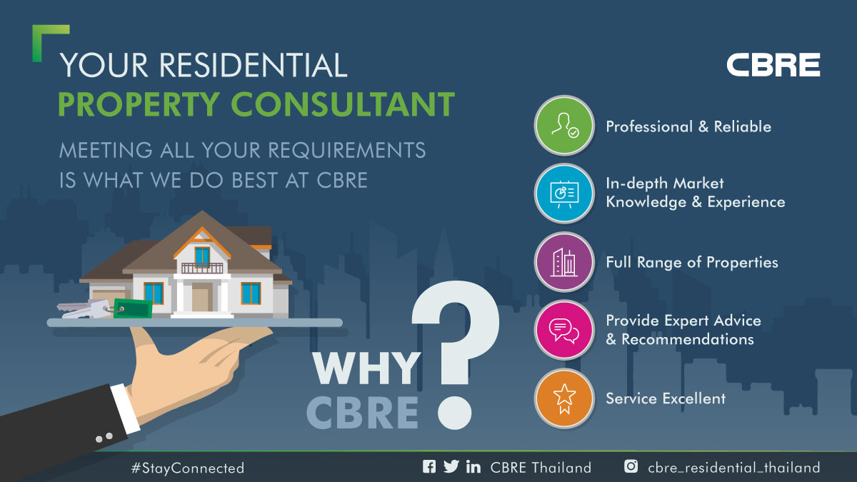 How #CBRE can help you as your residential property consultant? https://t.co/uWTAAnZlTf