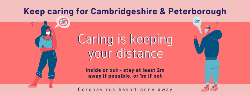 Caring is keeping your distance, inside & outside↔  It's important to keep following the social distancing guidelines. Keep 2️⃣m apart where possible & 1️⃣m if not📏  We can help control the virus if we stay alert➡ https://t.co/zIXHmtB7qH  #KeepCaring https://t.co/ZzkkuryzGN